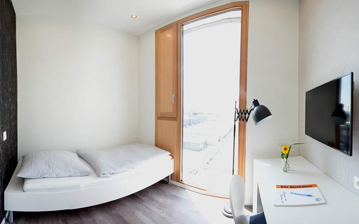 Zimmer mit Übernachtung